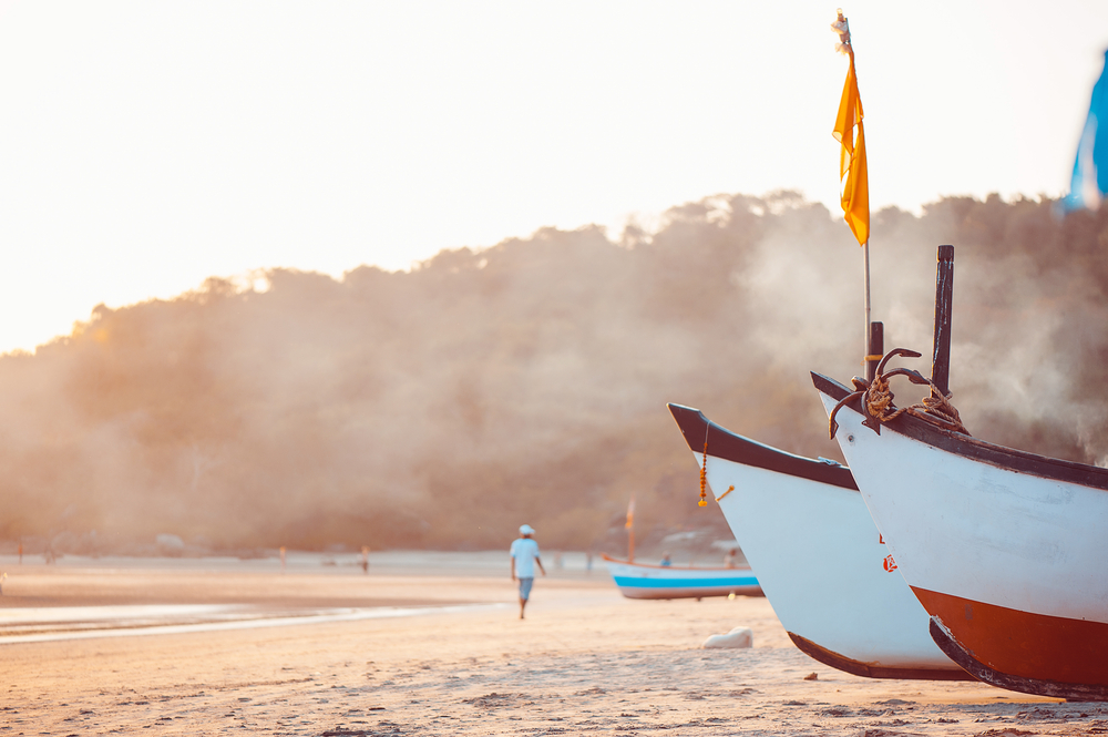 Candolim Beach| Goa