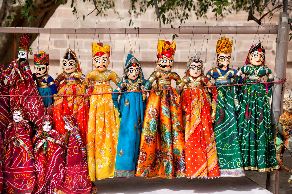 puppet shows in Jaipur  | things to do in jaipur