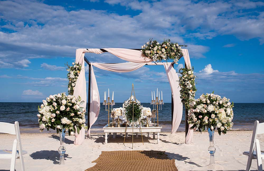 Andaman and Nicobar Islands is one of the best destination wedding locations in India.
