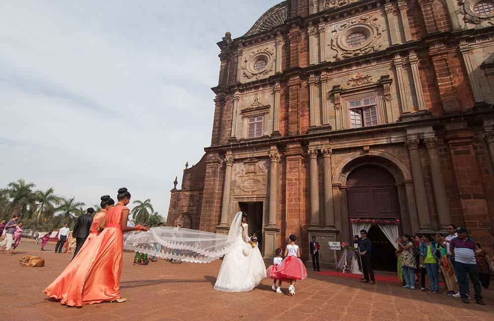 Goa | 5 of 10 Best Destination Wedding in India
