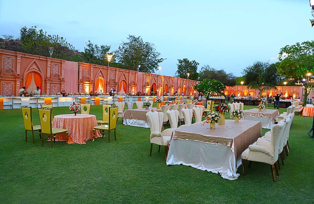 Gurugram-Manesar | 10 of 10 Best Destination Wedding in India