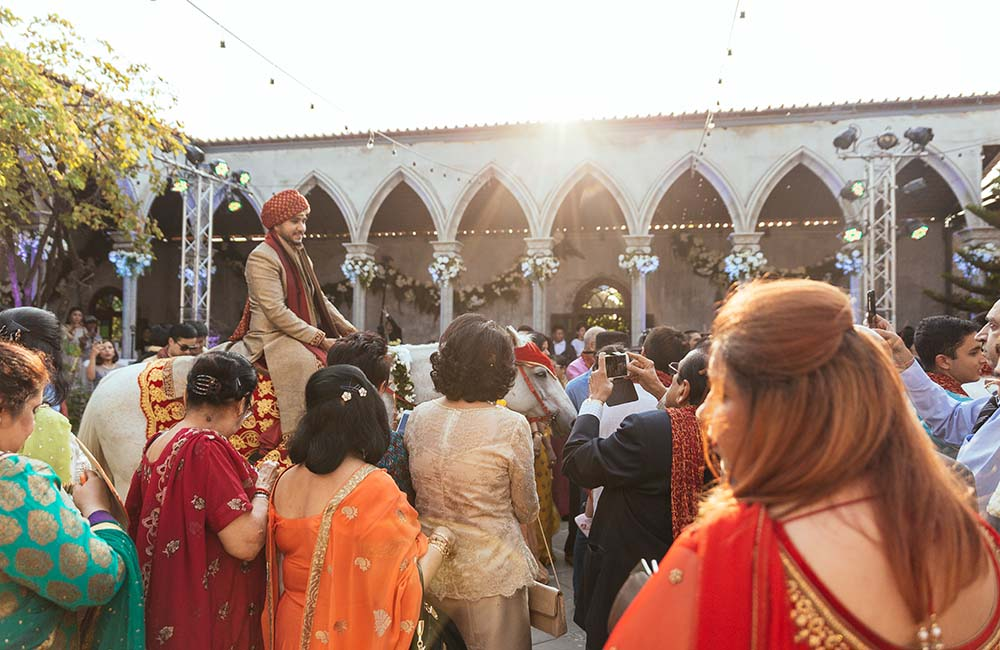 Udaipur is an excellent destination wedding location in India.