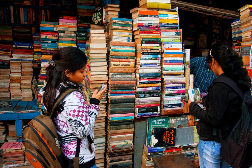 Nai Sarak Market, Old Delhi