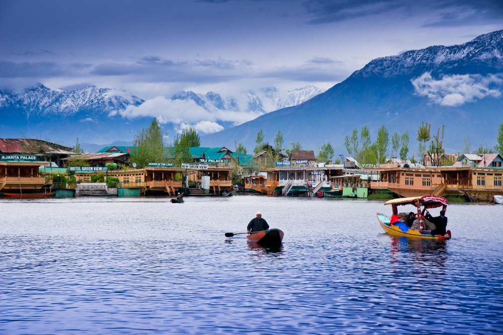 Srinagar - Romantic Place
