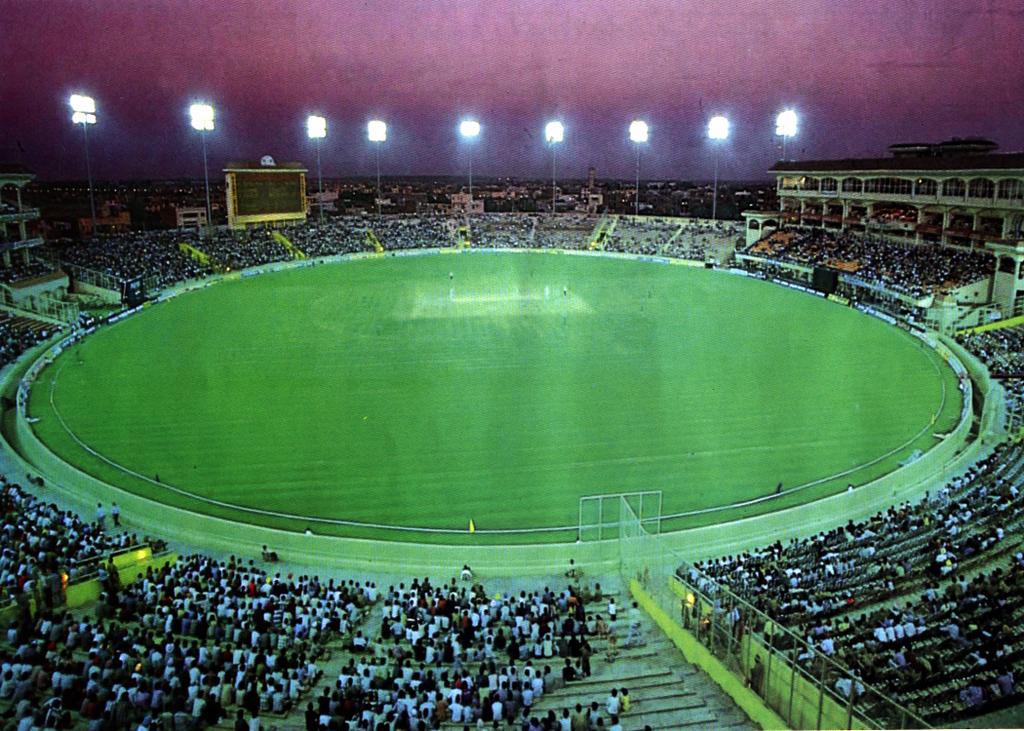 India Vs Australia Match in Mohali