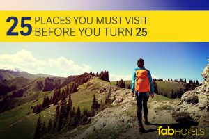 25 Breathtakingly Beautiful Places You Must Visit before you turn 25