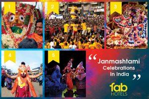 Krishna Janmashtami: India Gears Up For A Colourful Celebration