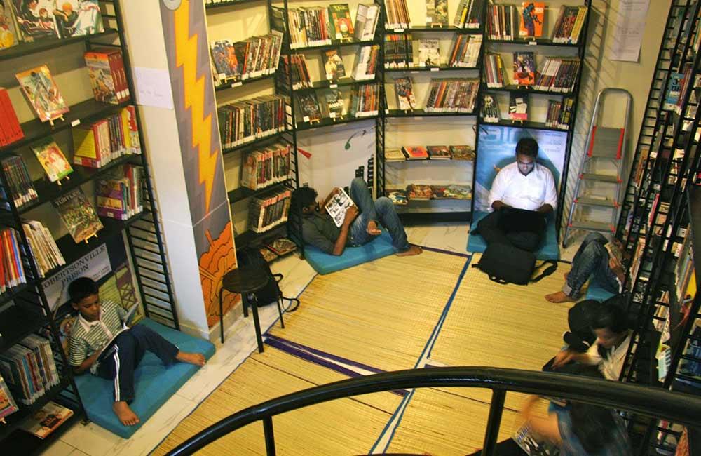Leaping Window, Versova | #1 of 5 Book Cafés In Mumbai