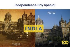Independence Day Special: India – Then and Now