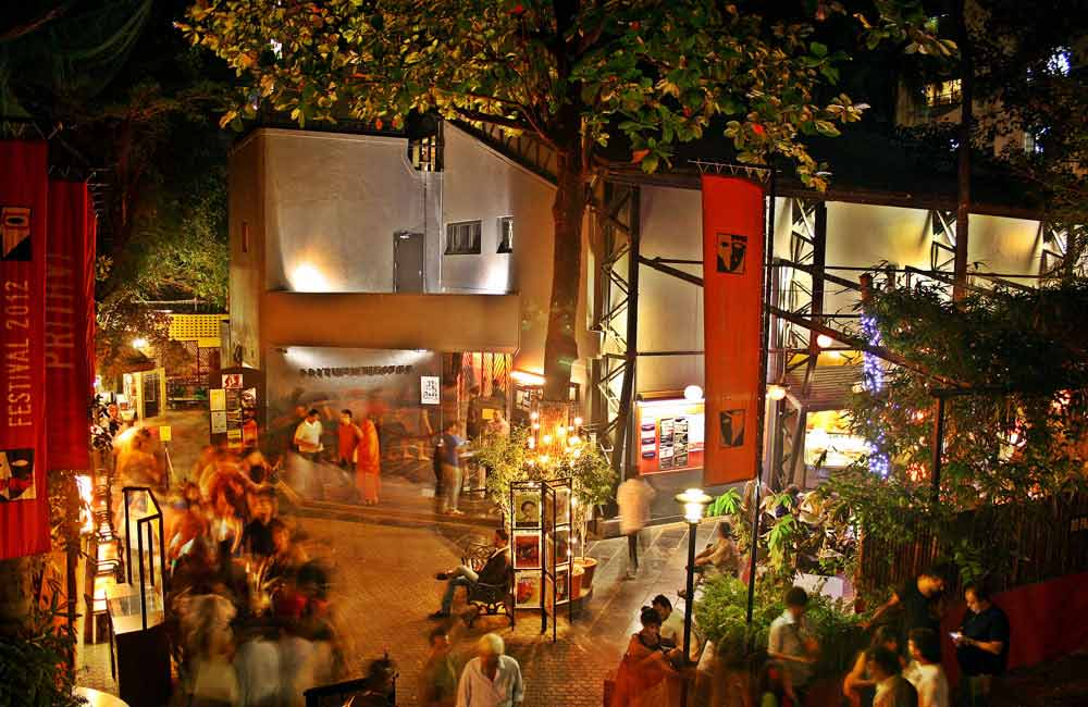Prithvi Café, Juhu | #3 of 5 Book Cafés In Mumbai