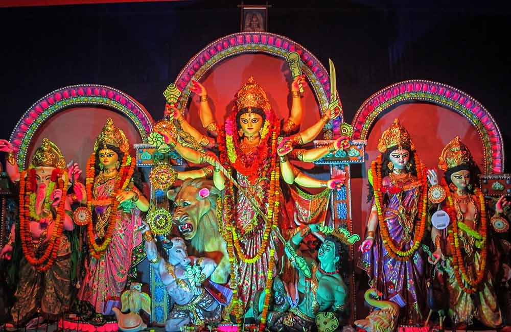 85 years of festivities | Durga Puja in Mumbai