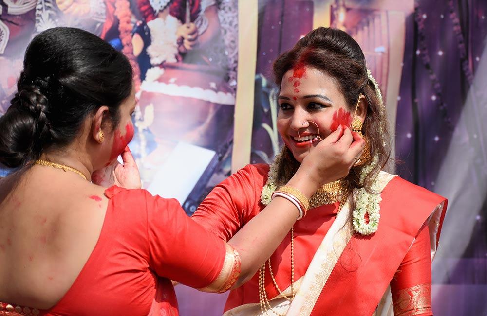 Glory at Lokhandwala | Durga Puja in Mumbai