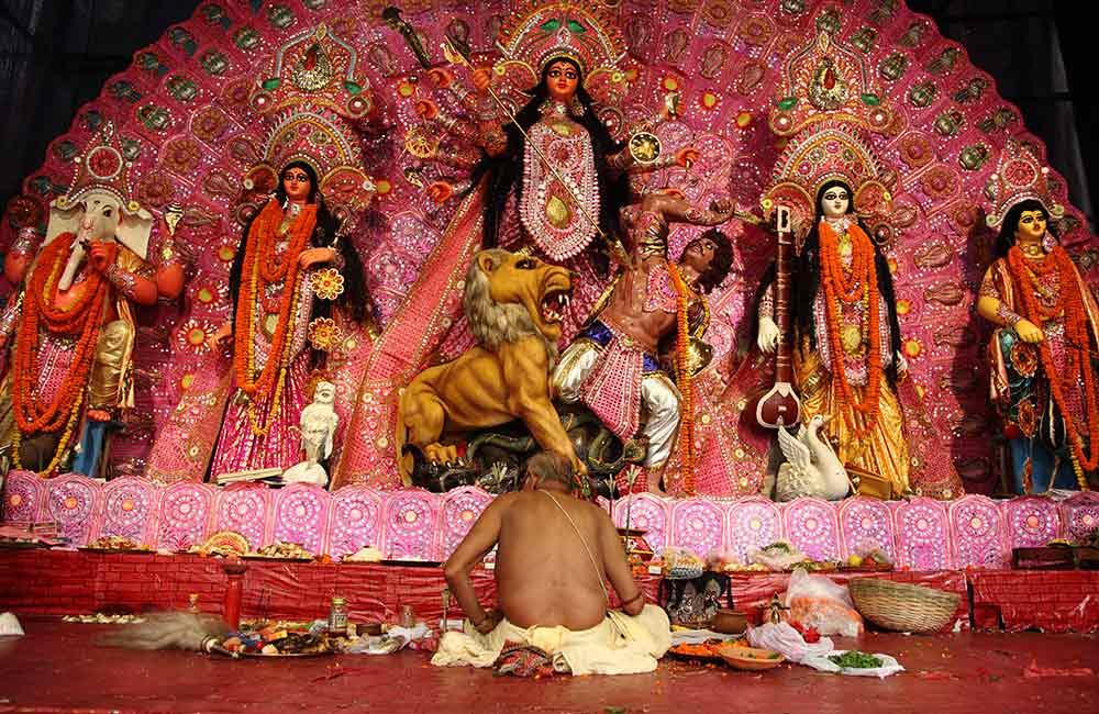 Ramakrishna Math Khar | Durga Puja in Mumbai