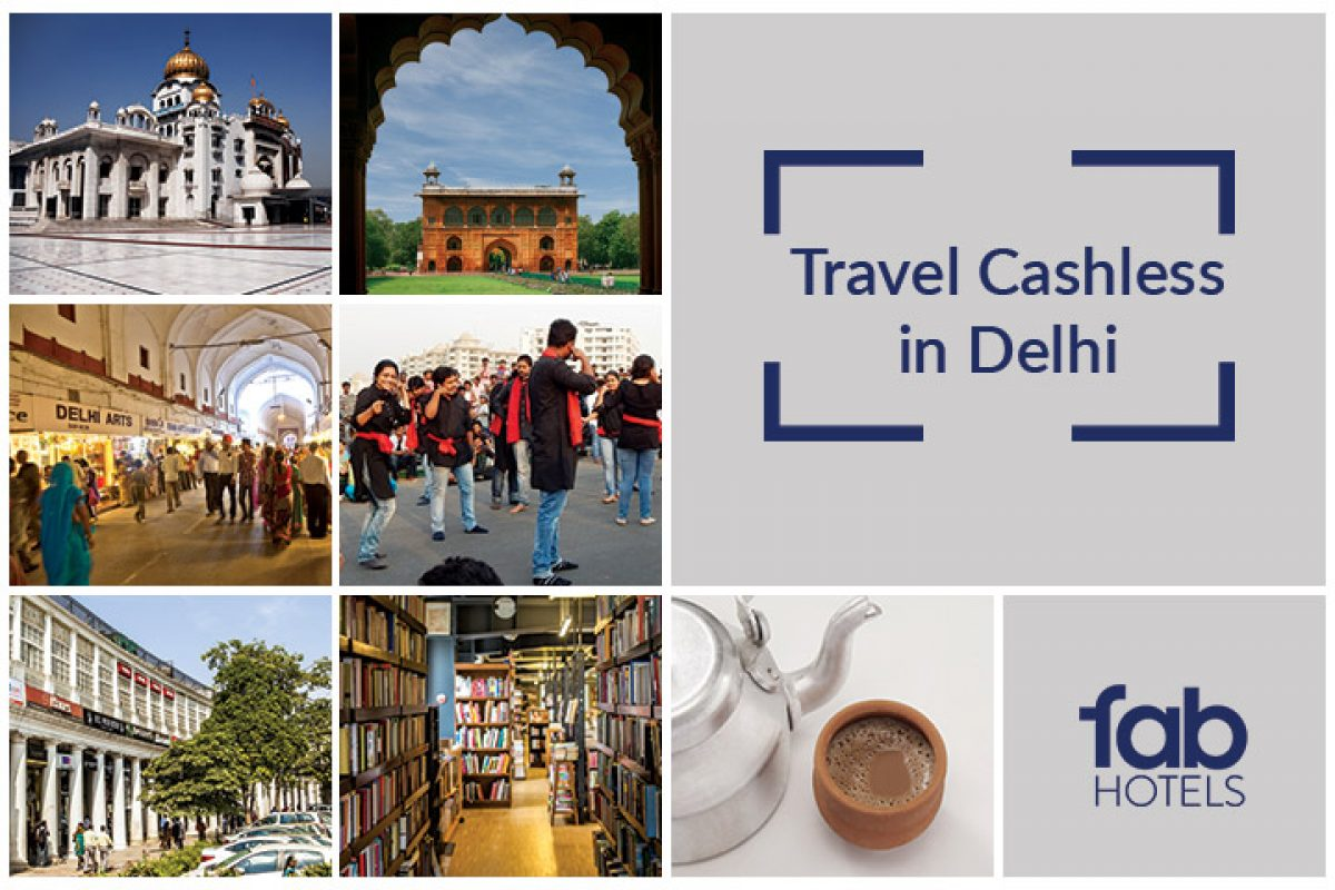 Out of Cash? Here Is How To Explore Delhi For Free