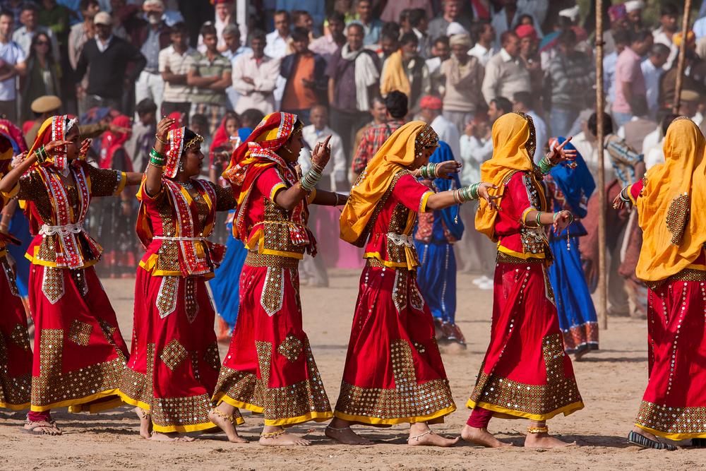 Folk Dance Pushkar  Fair 2020