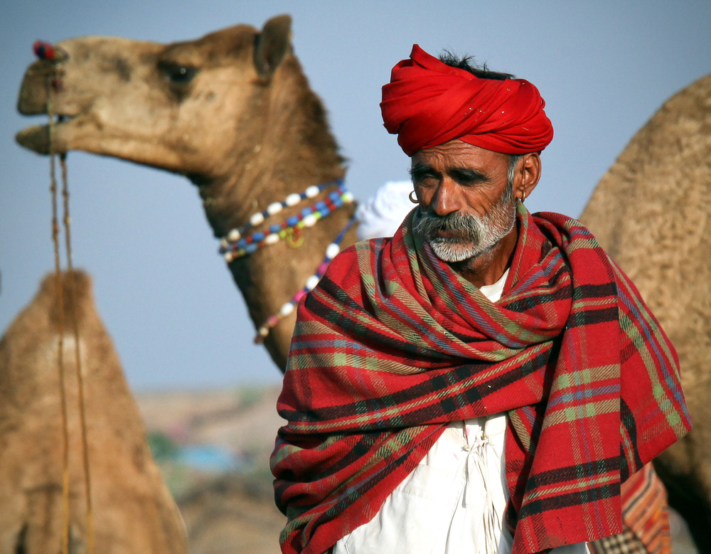 Portrait | Pushkar Fair 2020