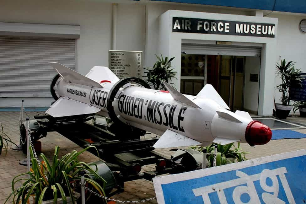 Airforce Museum | Things to do near Delhi Airport