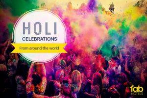 Witness the Splash of Colours across the Globe