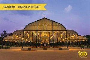 Amazing Tourist Places that Prove Bangalore is Just not a Metropolitan City!