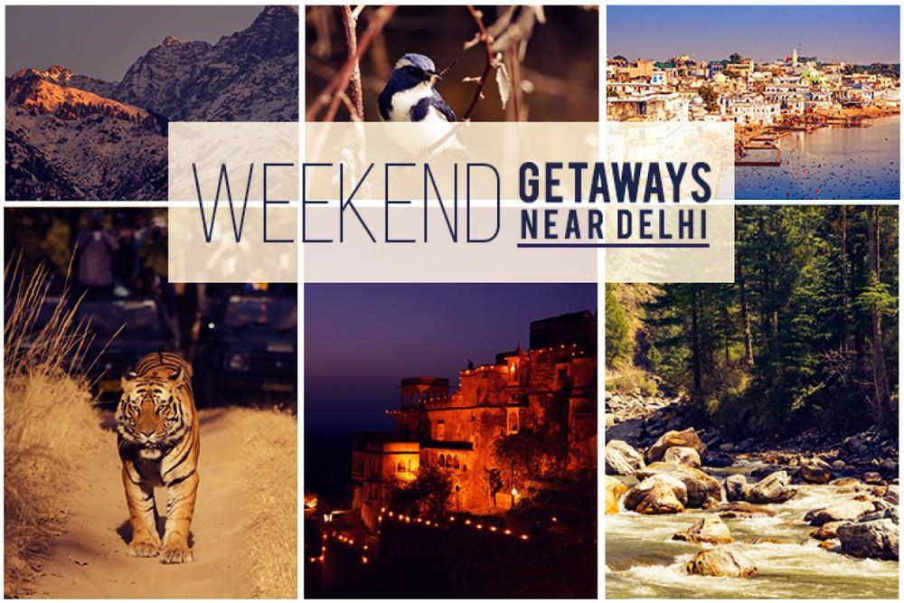offbeat weekend getaways from delhi