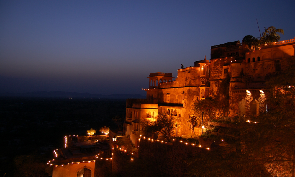 Neemrana (129 km) | offbeat weekend getaways from delhi in winters