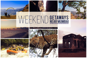 Offbeat Weekend Getaways near Mumbai
