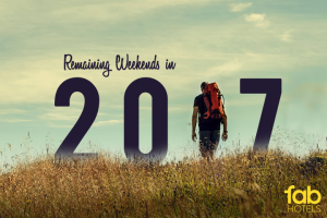 Best places to visit on the remaining 2 long weekends in 2017