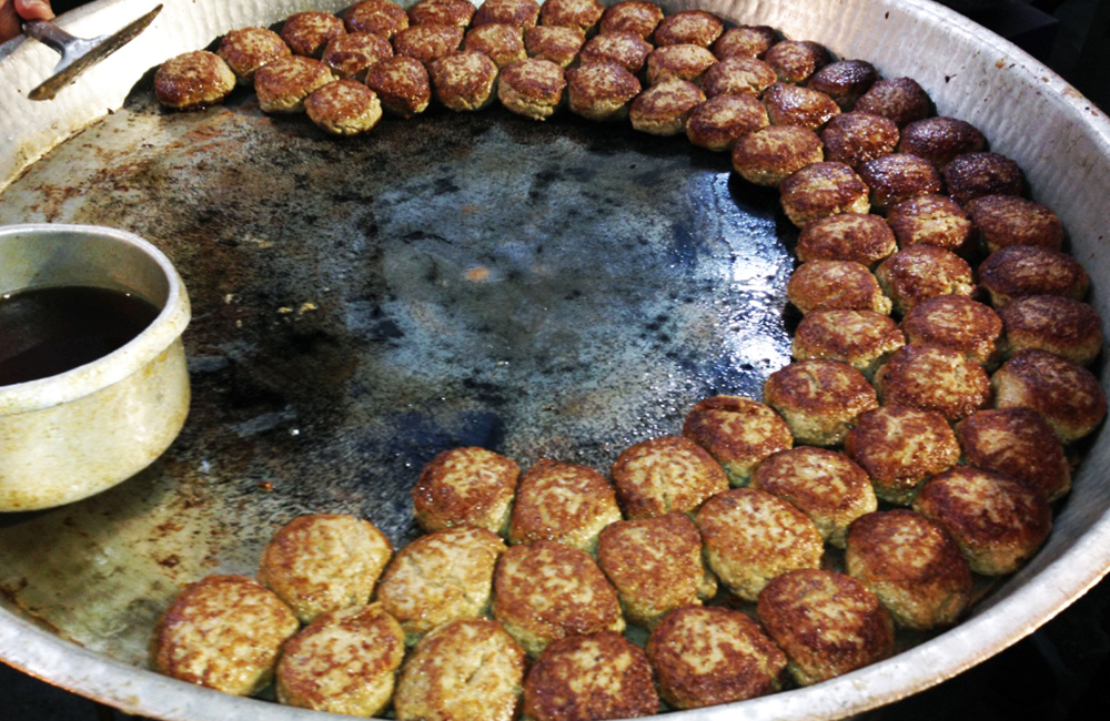 Kebabs | Awadhi dishes in Lucknow