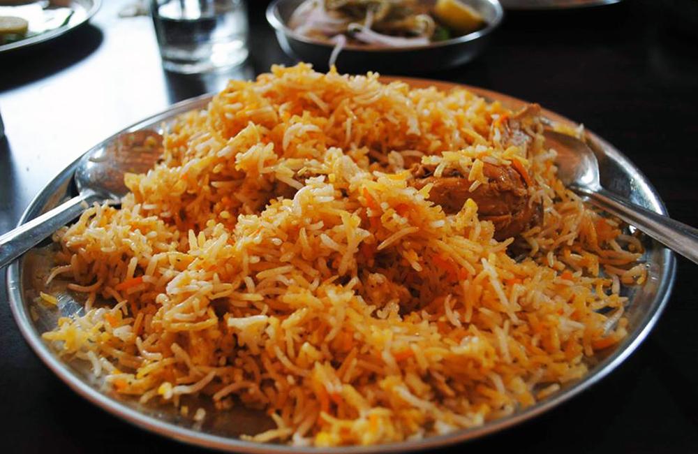 Biryani | Awadhi dishes in Lucknow