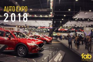 Cars, Stars and More at the 2018 Auto Expo
