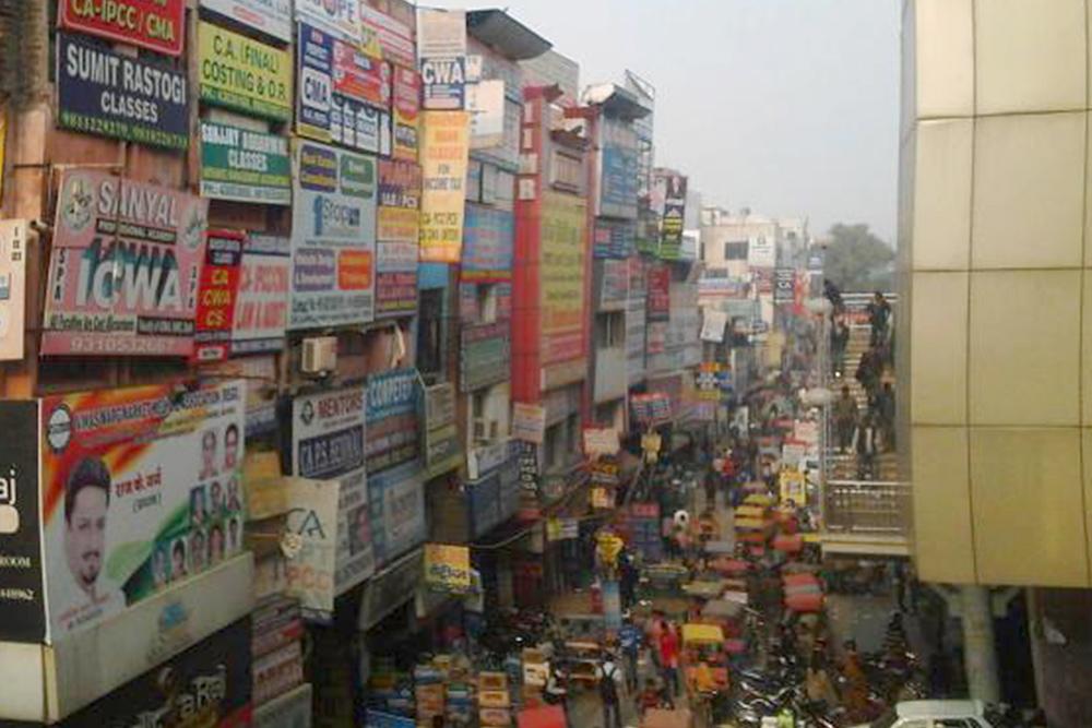 Laxmi Nagar, Delhi