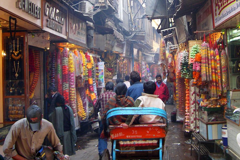 Old Delhi, Delhi