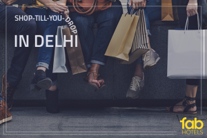 Places that Make Delhi the Ultimate Shoppers' Paradise