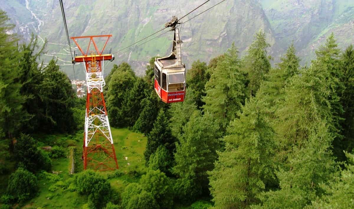 Auli |Hill Stations near New Delhi