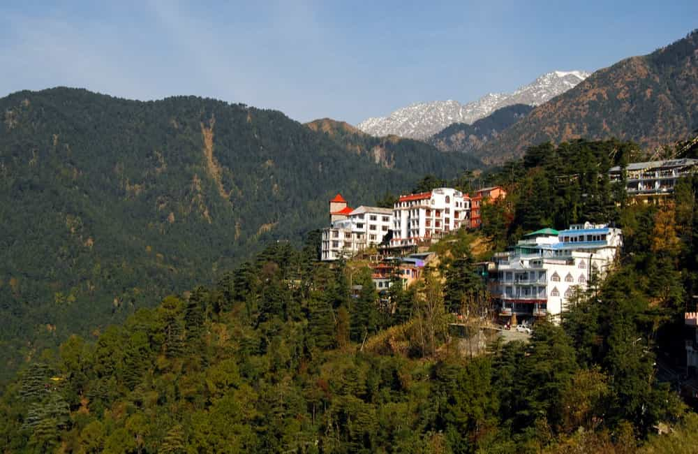 Dharamshala | Hill Stations near New Delhi