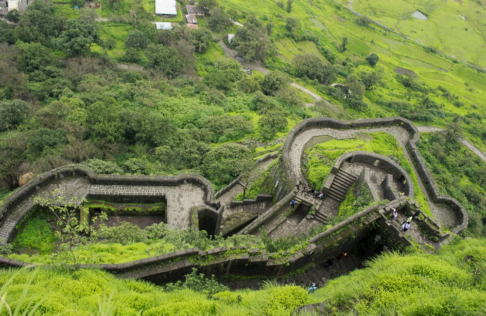Lohagad | Places to visit near Pune for One Trip