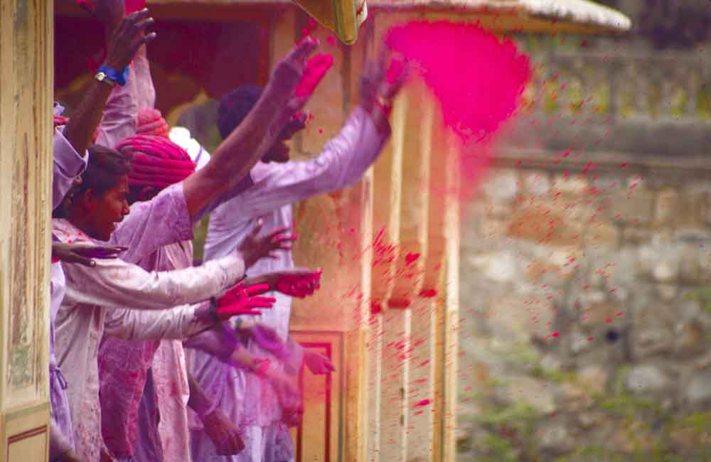 Pushkar | #5 of 5 Unusual Places to Celebrate Holi in 2020