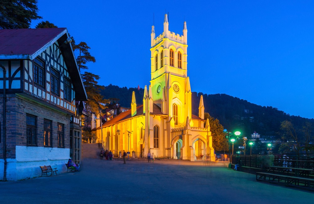 Shimla |Hill Stations near New Delhi