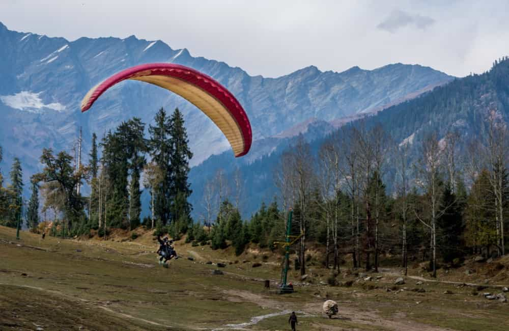 Solang Valley | Hill Stations near New Delhi