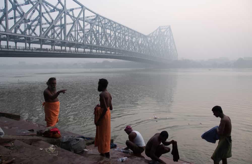 Howrah Bridge-Top Haunted Places in Kolkata