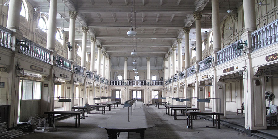 National Library - Famous Haunted Places in Kolkata