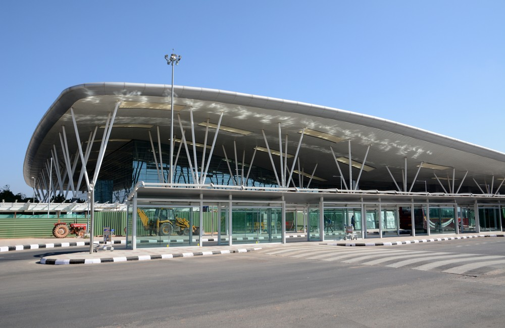 Kempegowda International Airport | #3 of 10 Busiest Airports in India