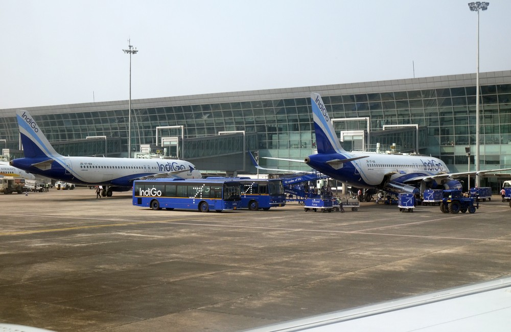 Netaji Subhas Chandra Bose International Airport | #5 of 10 Busiest Airports in India
