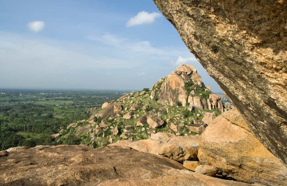 Kunti Betta | 1 of 5 Hill Stations near Bangalore within 200 km