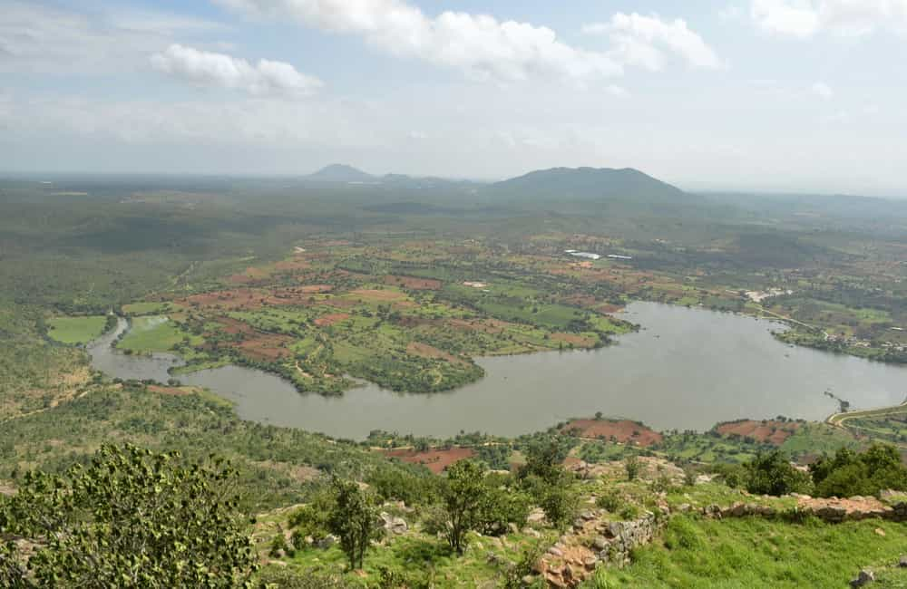 Makalidurga | 4 of 9 Hill Stations near Bangalore within 100 km