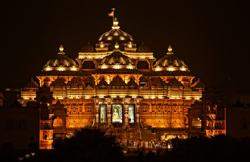 Religious Places to Visit in Delhi