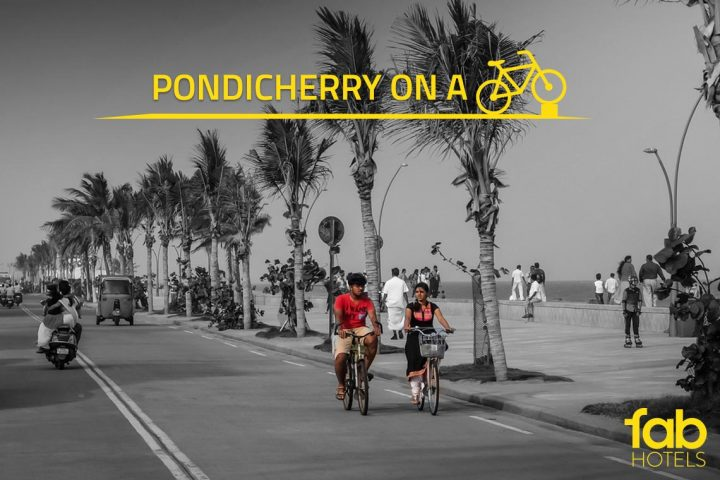 A 2-hour Cycling Trip is among the Best Things to Do in Pondicherry