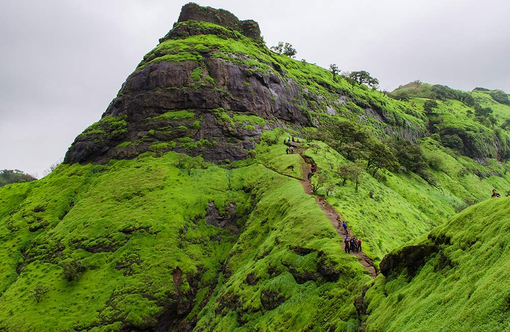 Monsoon Weekend Getaway Near Mumbai within 100 Km