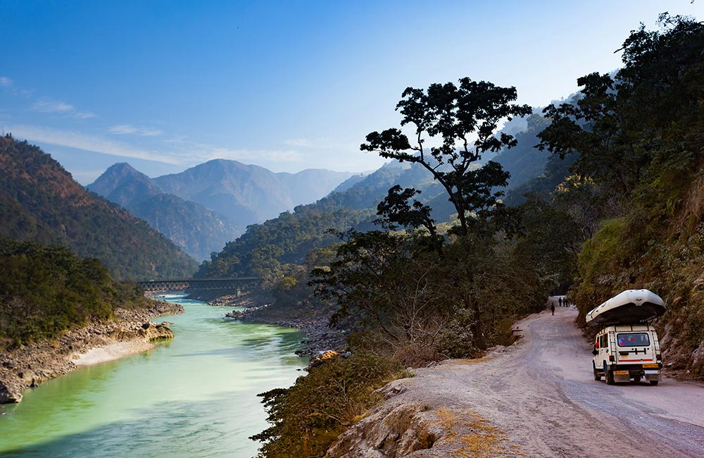 Rishikesh | Places to visit near Gurgaon within 300 km