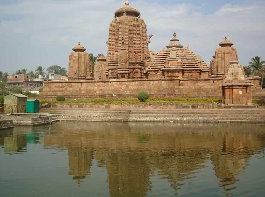Brahmeshwar Temple, Bhubaneswar